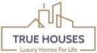 true houses logo custom Homes Contractor Interior Remodeling & Renovation